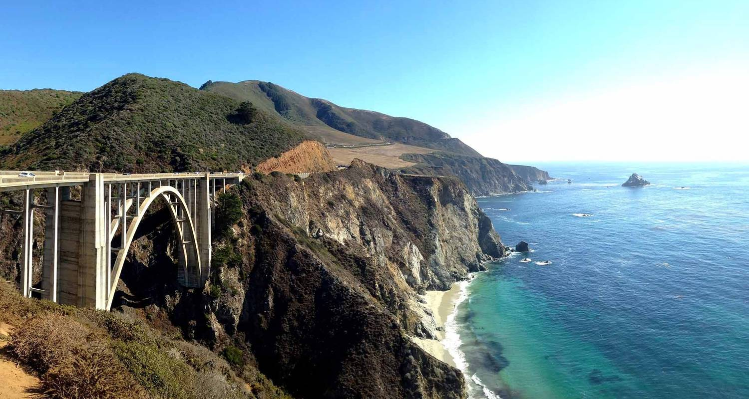 Big Sur Bike Tour - Black Sheep Adventures