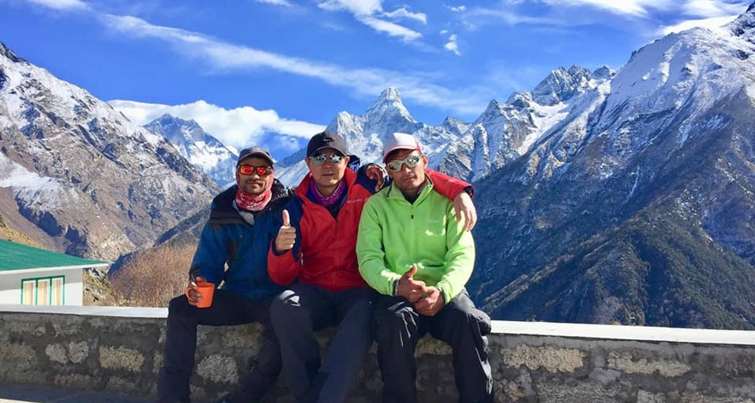 Everest Short Trek -5 Days - White Hill Adventure Treks and Expedition Pvt Ltd
