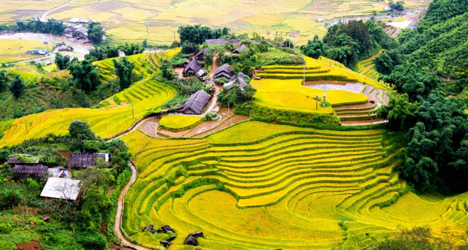 3-day Sapa trekking and Bac Ha market on Sunday - Crossing Vietnam Tour