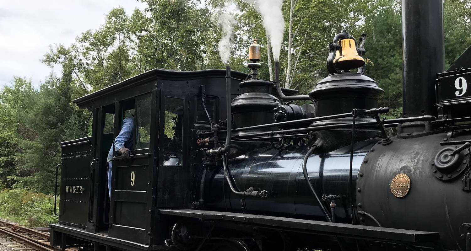 New England Rail Tour‍‍ - Black Sheep Adventures