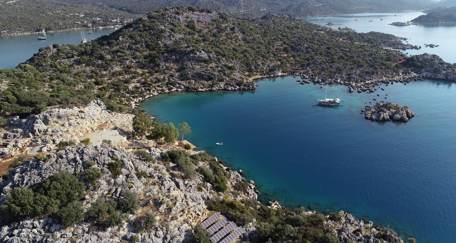Gulet Sail in Turkey 3 night 4 day From Demre to Fethiye - Boat Trip Turkey