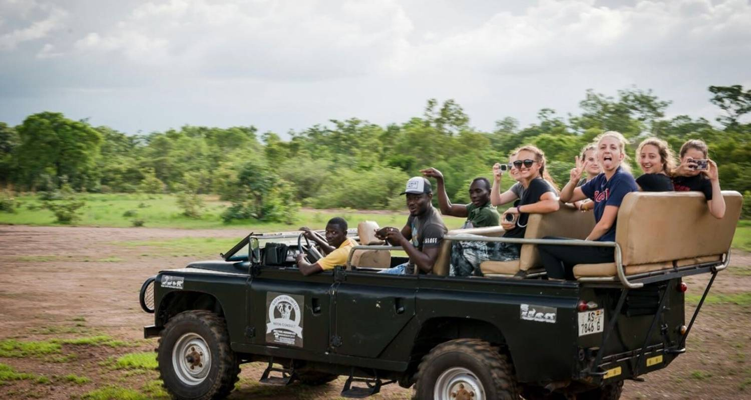 3 Day Guided Tour to Mole National Park Ghana Africa - Grassroot Tours Ghana