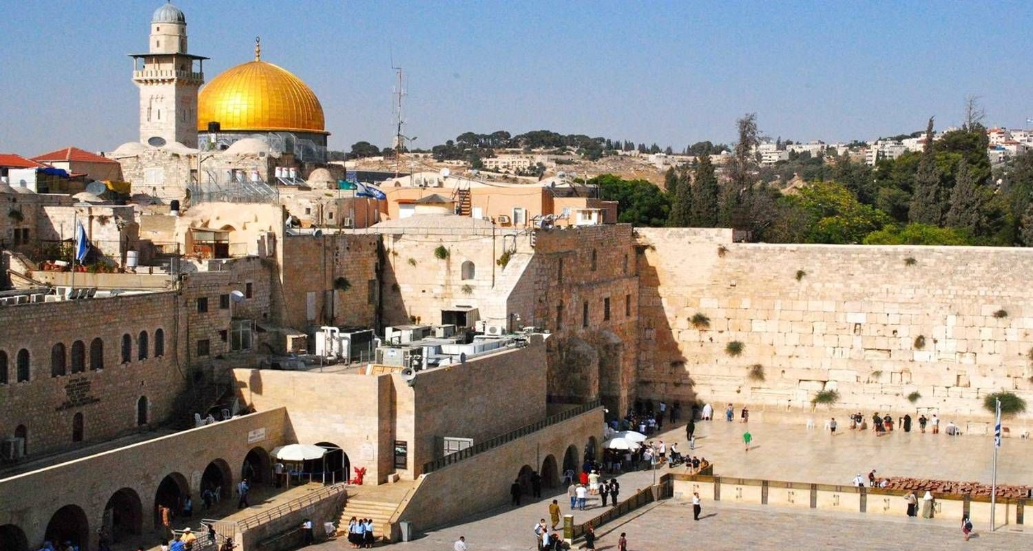 Holy Land Group Tour - Trip500