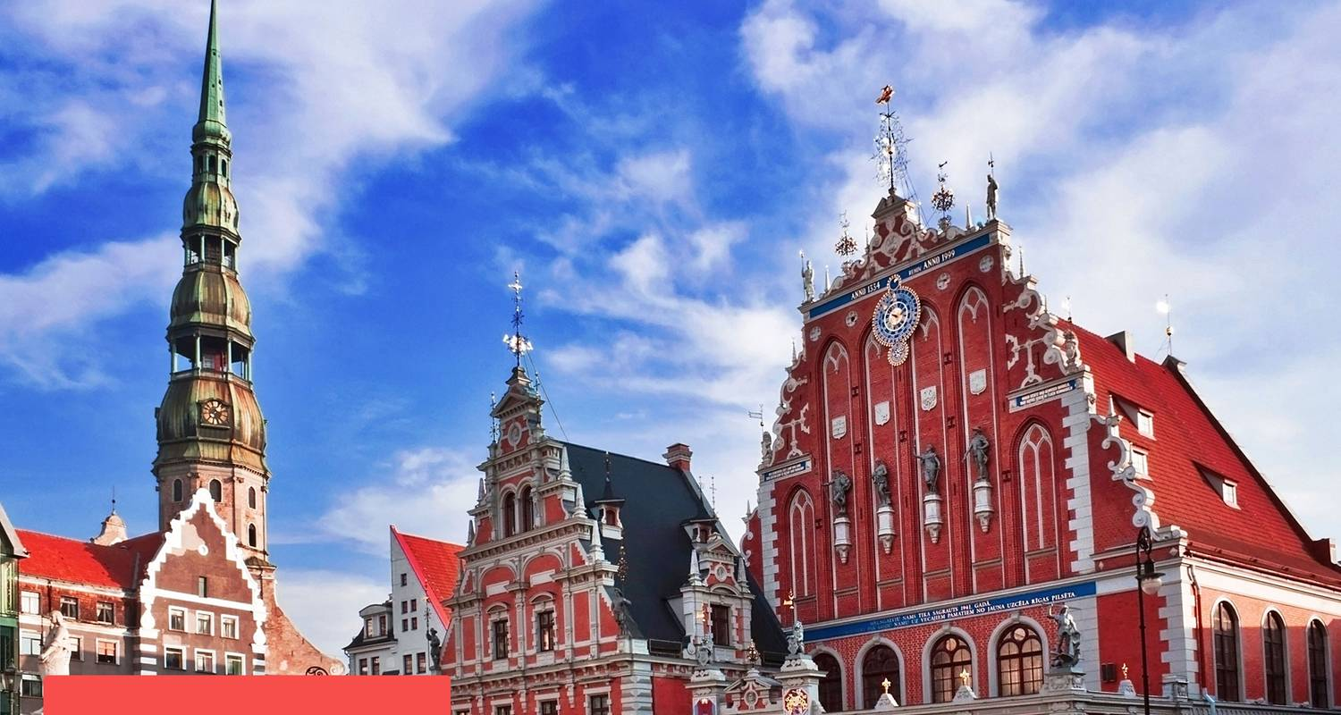 Explore the Baltics in 8 days, 4* hotels (Guaranteed departure) - Baltic Tours