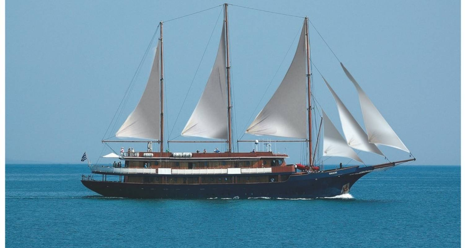 GYR- Explore Cyclades islands 7N sailing vacation- cruise - Global Yacht Rentals