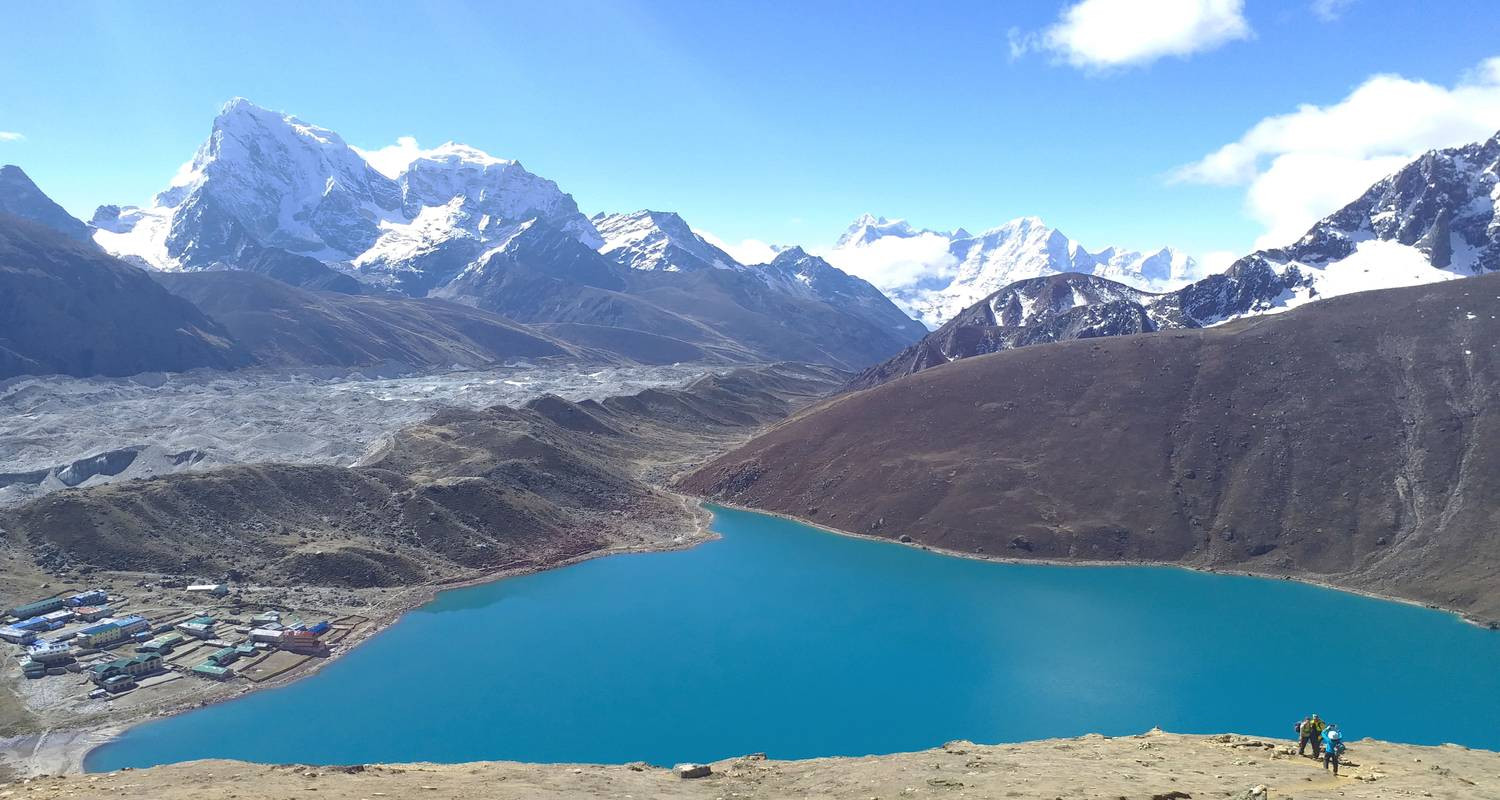 Gokyo Lakes and Gokyo Ri Trek - Extollo Adventures