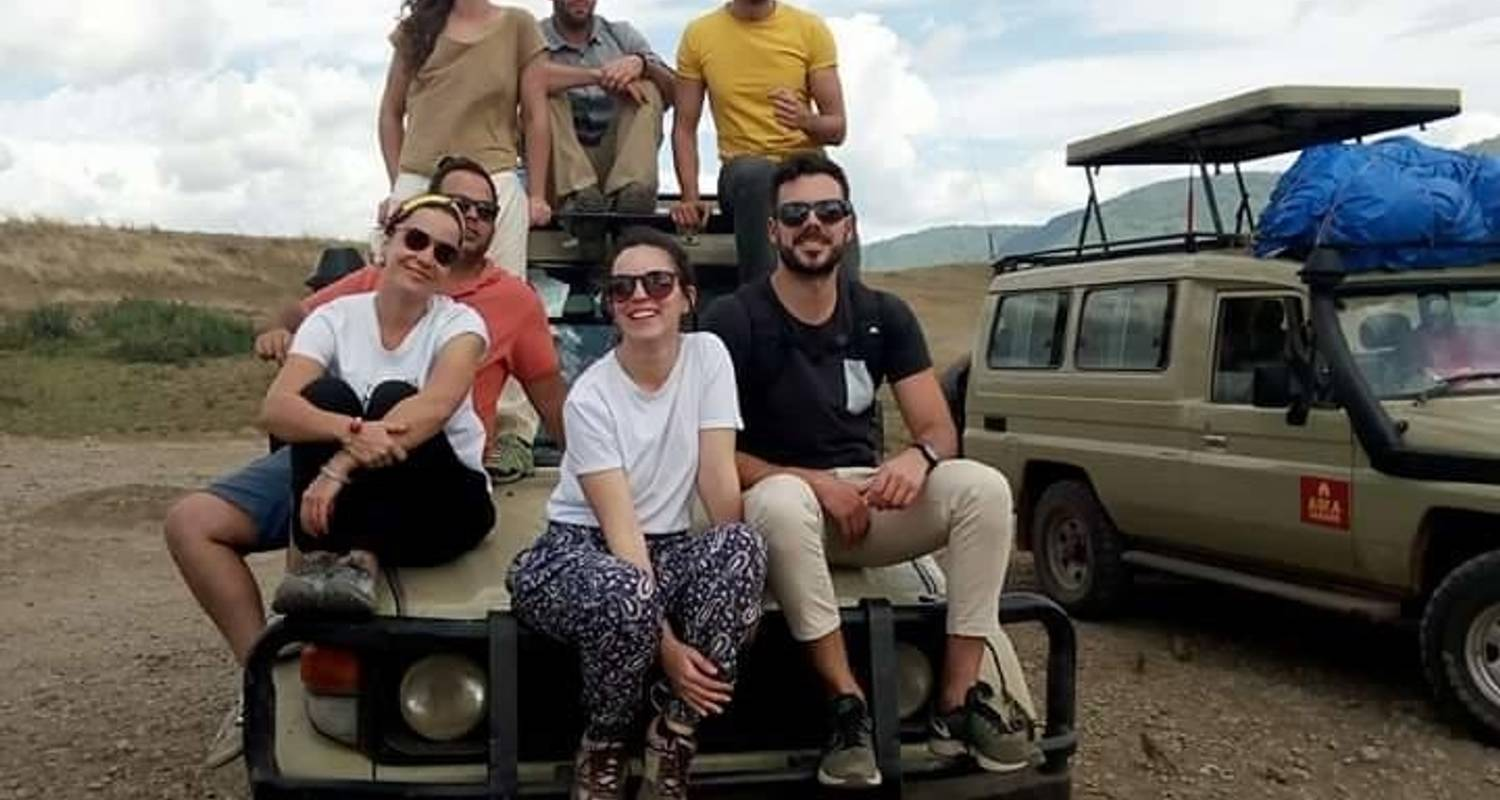 Tagesausflug Arusha Nationalpark - Adventure Makers Tanzania