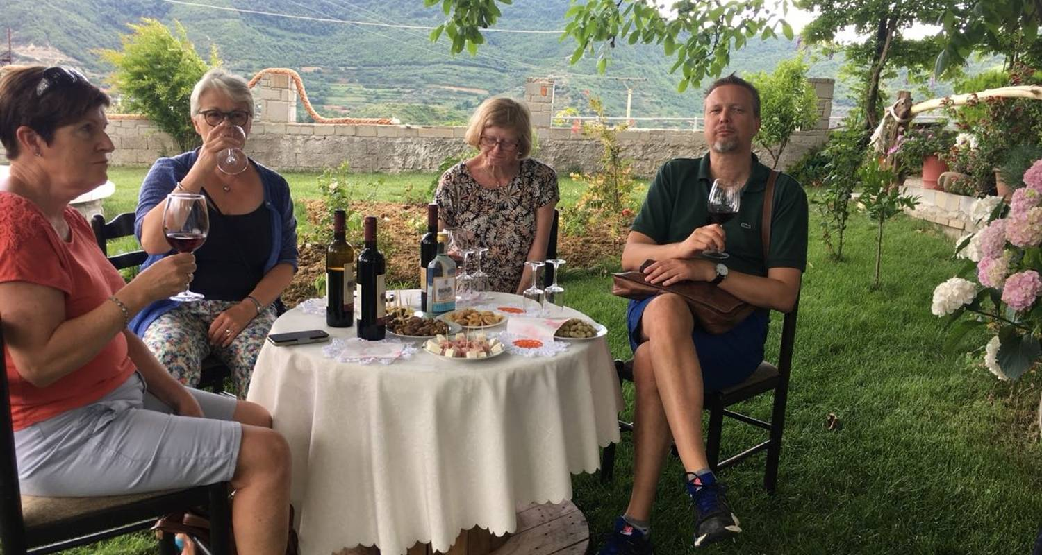 Albania in 3 days   :Food wine and History tour around Albania  - Visit Albania