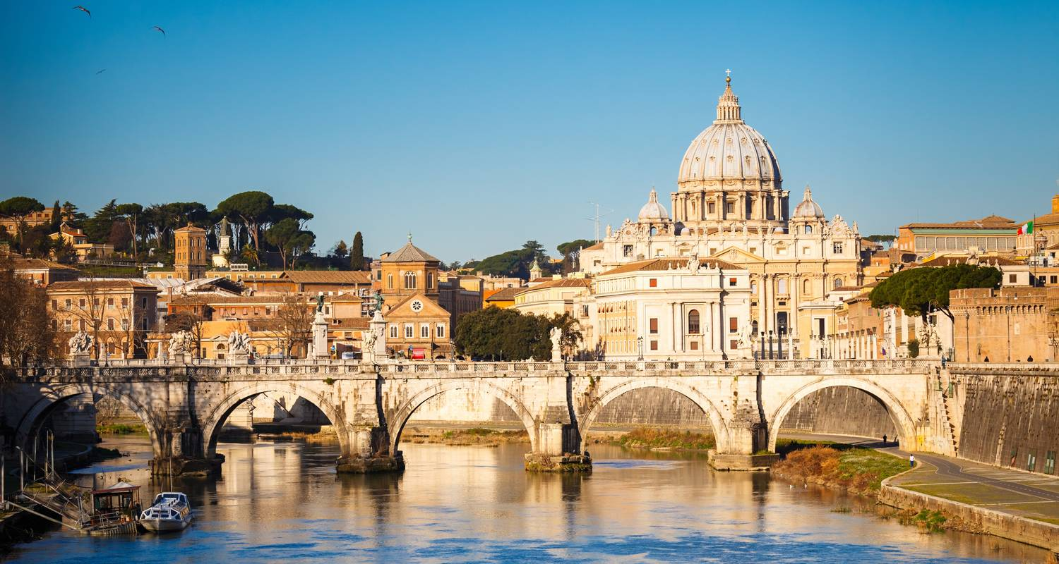 Italian Renaissance : from Rome to Venice hopping by high speed - Meet and Greet Italy