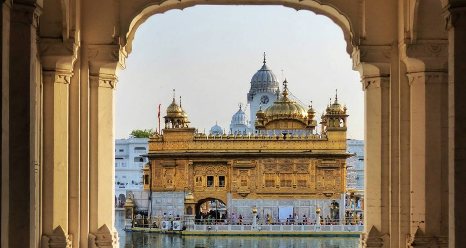Amritsar Tour Packages - 10th Gate DBA Sam Tours & Travel