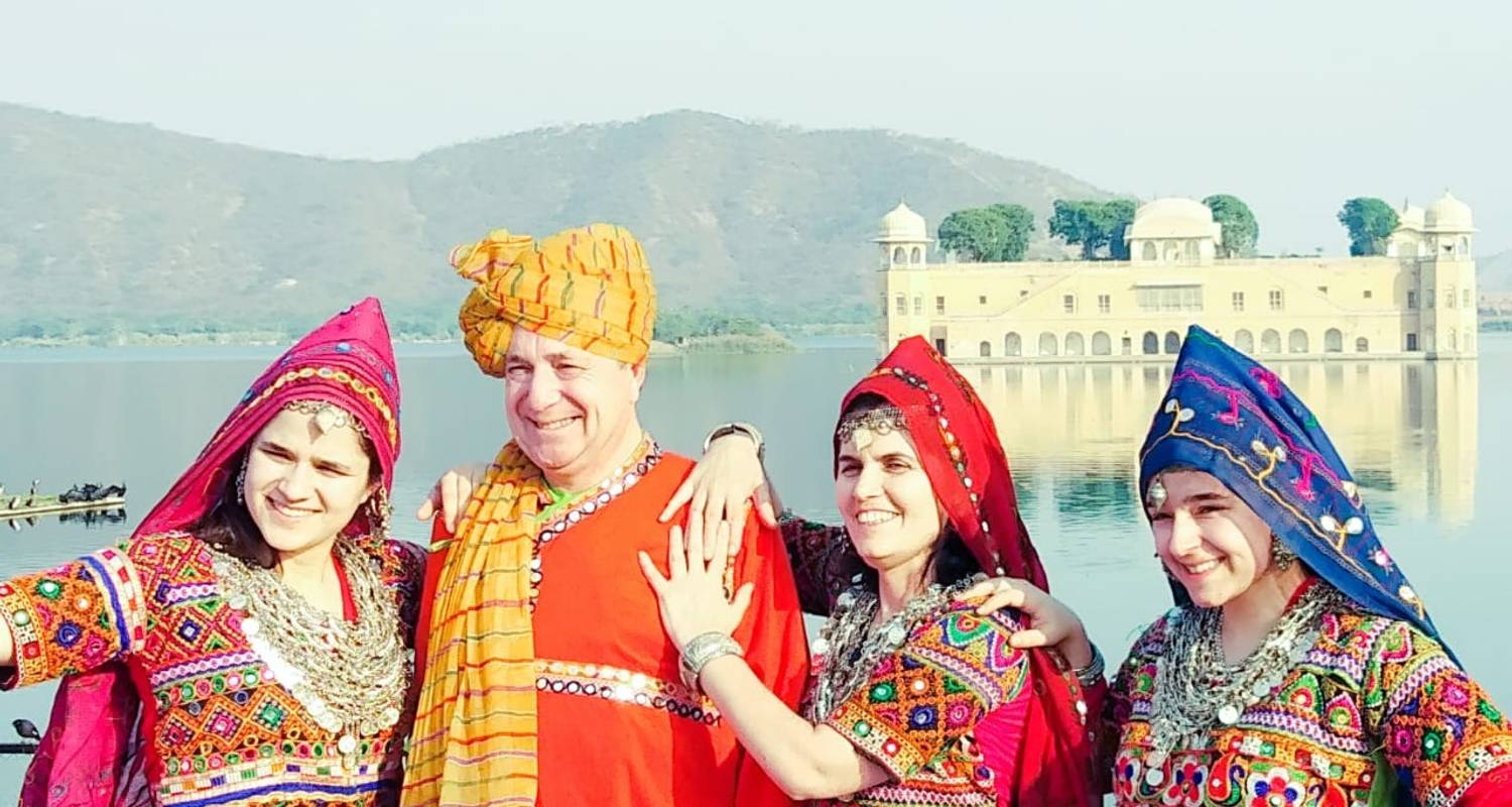 Glorious Rajasthan Tour with Taj Mahal  - Fragrance of Taj