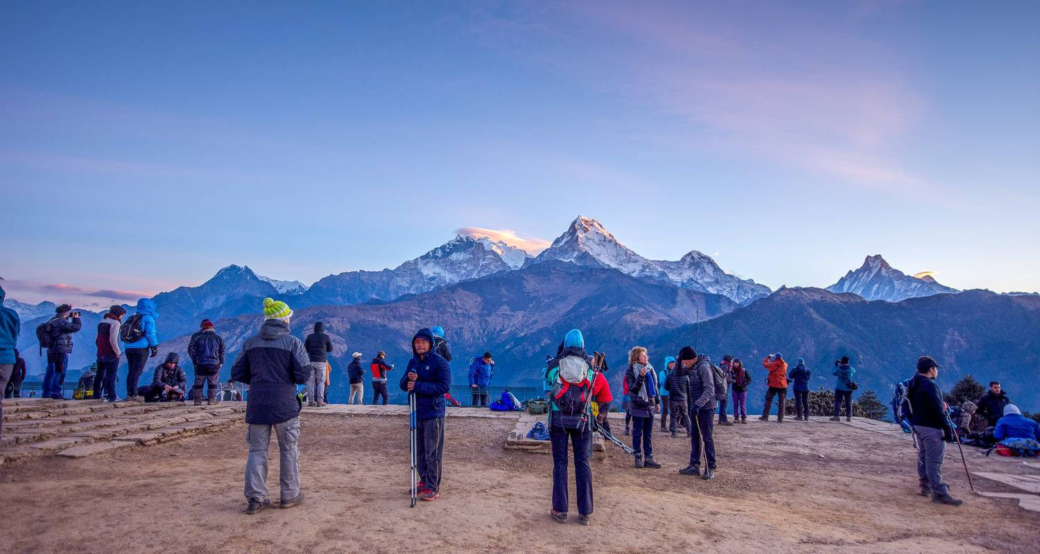 Ghorepani Poon Hill Trekking -6 nights/7 days - Himalayan Trekking Path P.Ltd