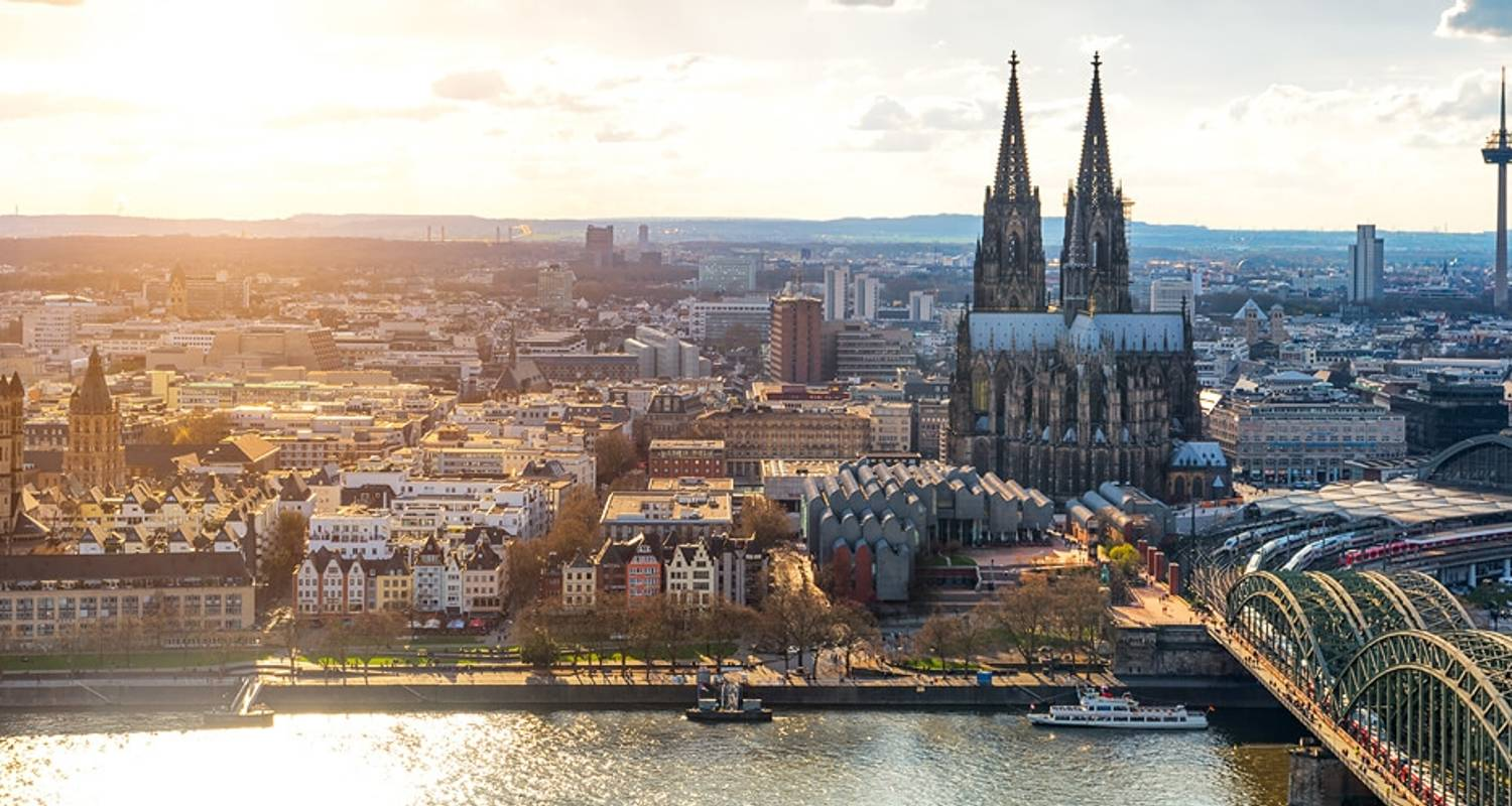 Alluring Amsterdam & Vienna (2020) (Vienna to Amsterdam, 2020) - Uniworld Boutique River Cruise Collection