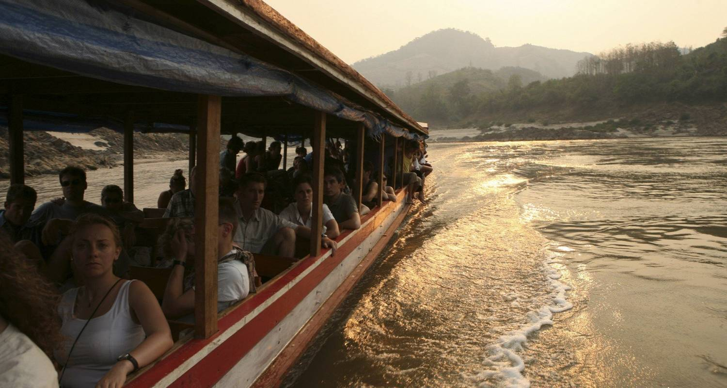 Laos Highlight Tour in 7 Tagen - Bravo Indochina Tours