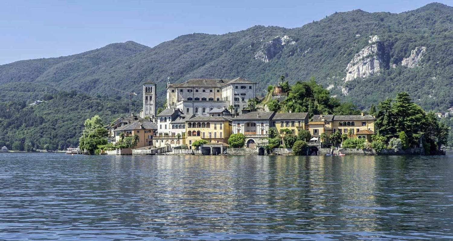 4 Days NORTHERN LAKES TOUR - from Milan - Europeando Europa