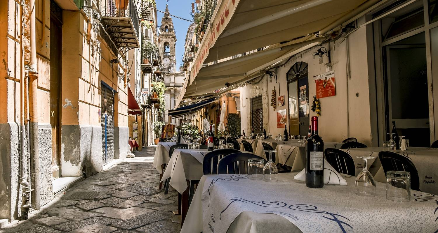 The Authentic Flavors of Palermo 4 days Tour  - Soleto Travel