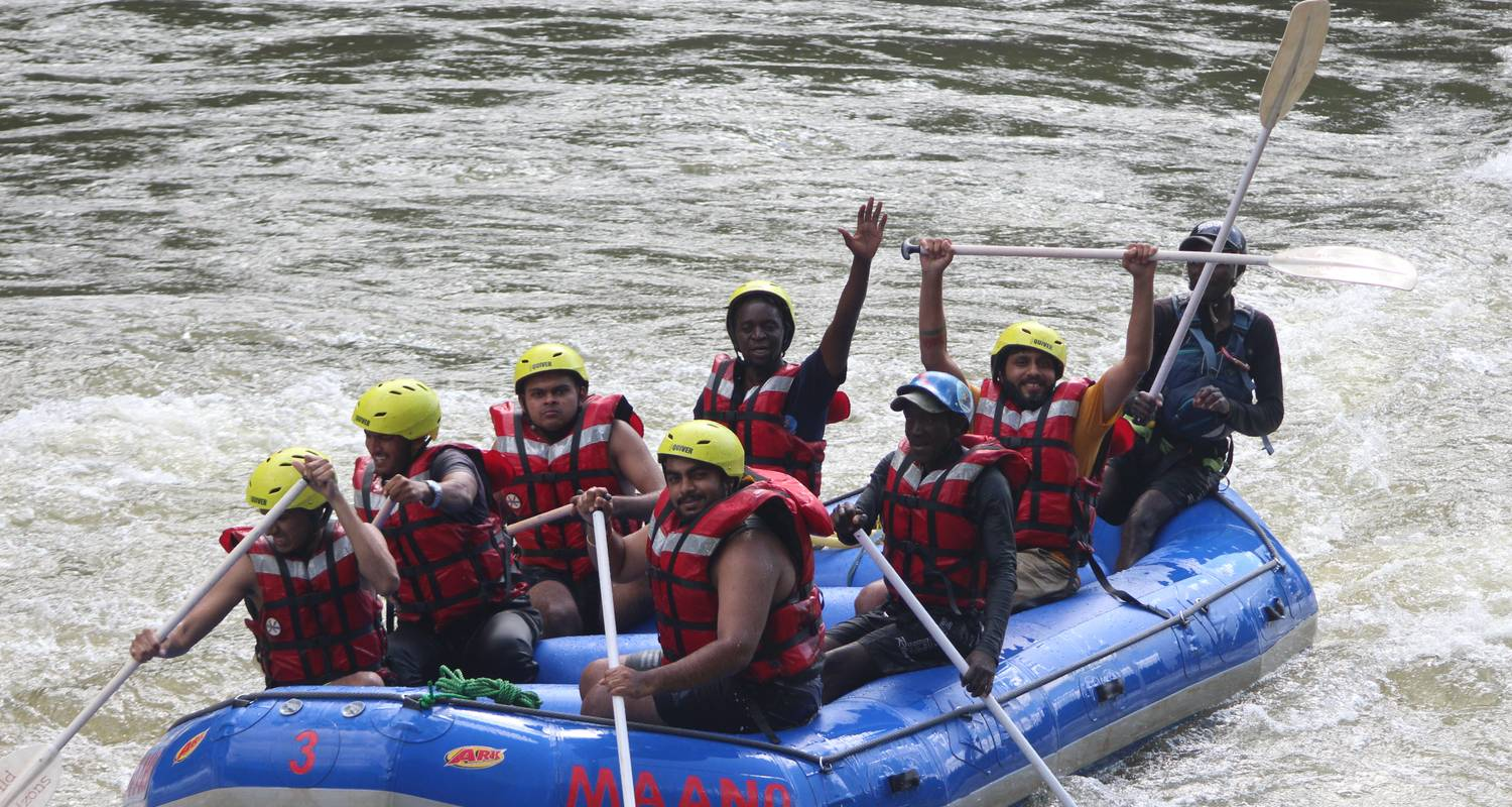 5 Days Whitewater Rafting on Zambezi River - Maano Adventures