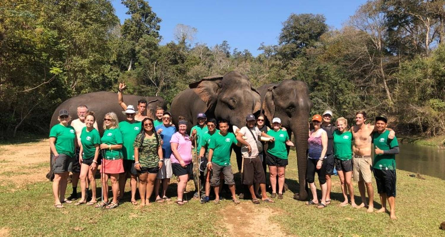 GIVE: Never Stop Exploring (40+) - Growth International Volunteer Excursions