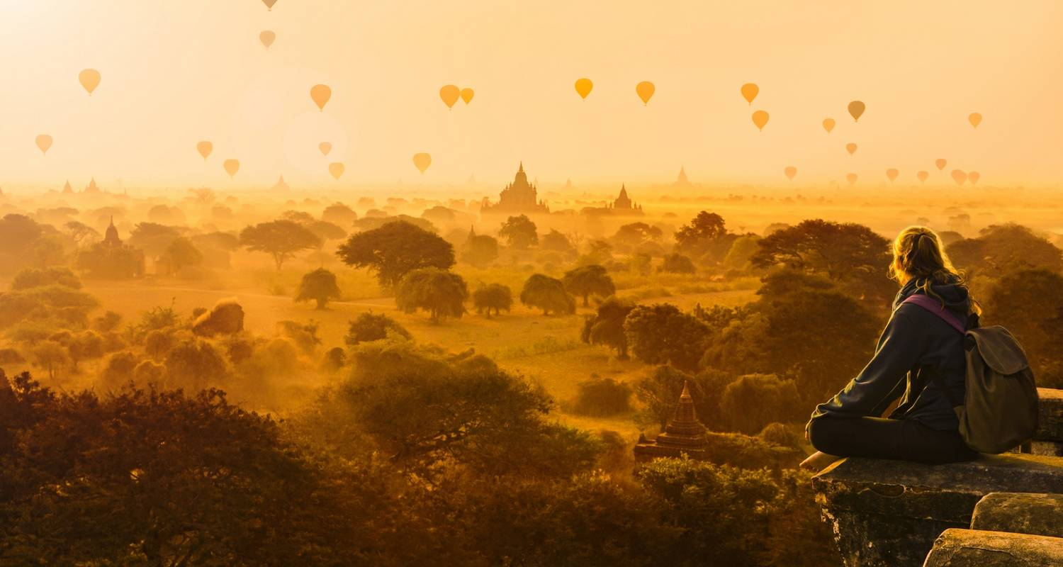 Amazing Myanmar Tour - Discovery Destination Management