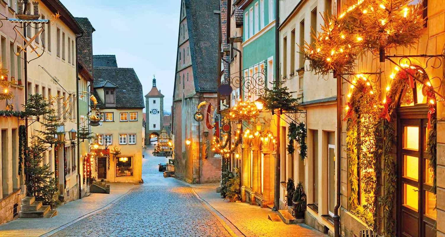 Christmas Tour Europe 2020 Magical Christmas Markets with Imperial Europe (2020) by APT