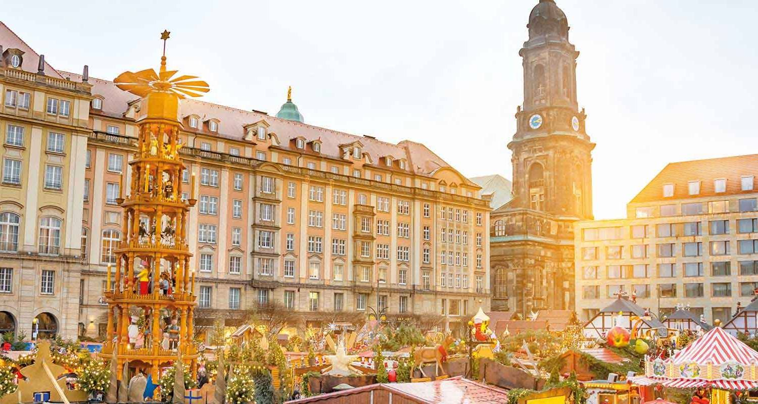Christmas Tour Europe 2020 Festive Christmas Markets with Magnificent Europe (2020) by APT