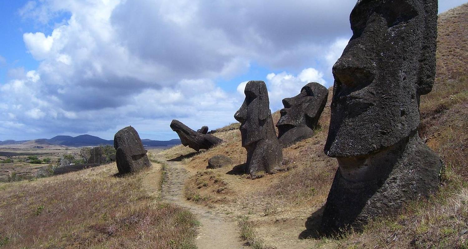 8 - Days Unique experience in San Pedro de Atacama & Easter Island - Signature Tours