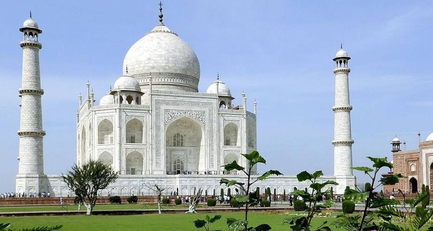 Golden Triangle - Delhi Mathura Agra & Jaipur - To Travel Is To Learn