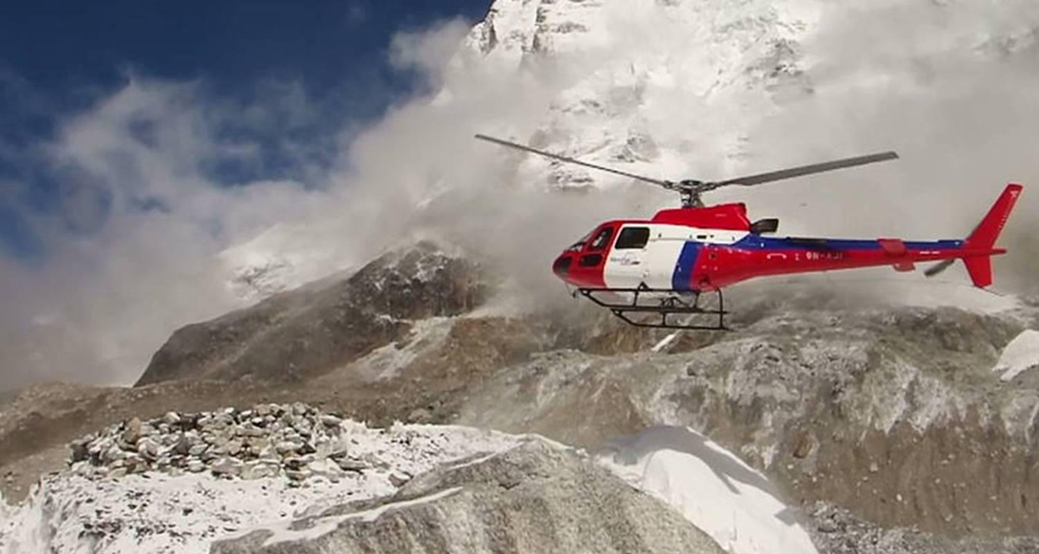 Muktinath Helicopter Tour-Day Tour  - Alpine Club of Himalaya