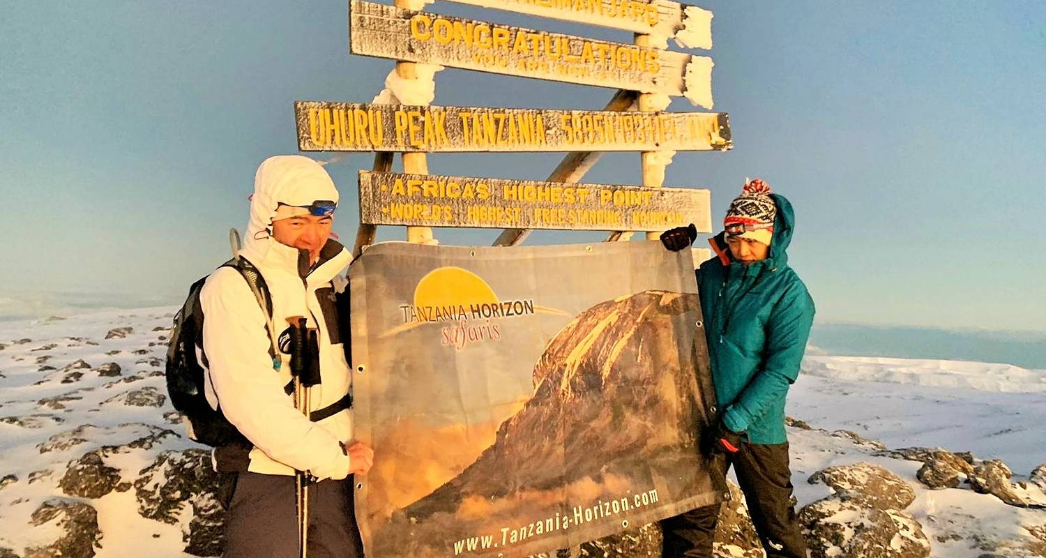Lemosho Route Kilimanjaro Trekking - 9 Days - Tanzania Horizon Safaris