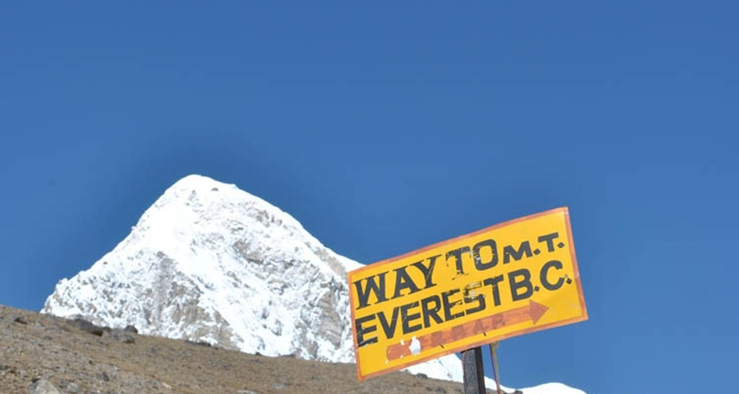 Everest Basislager Trekking Tour - Mosaic Adventure