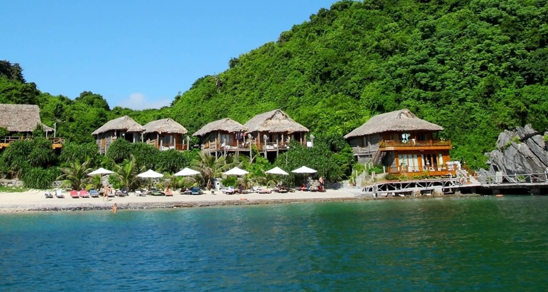 Ha Long Bay Cruising Bungalow
