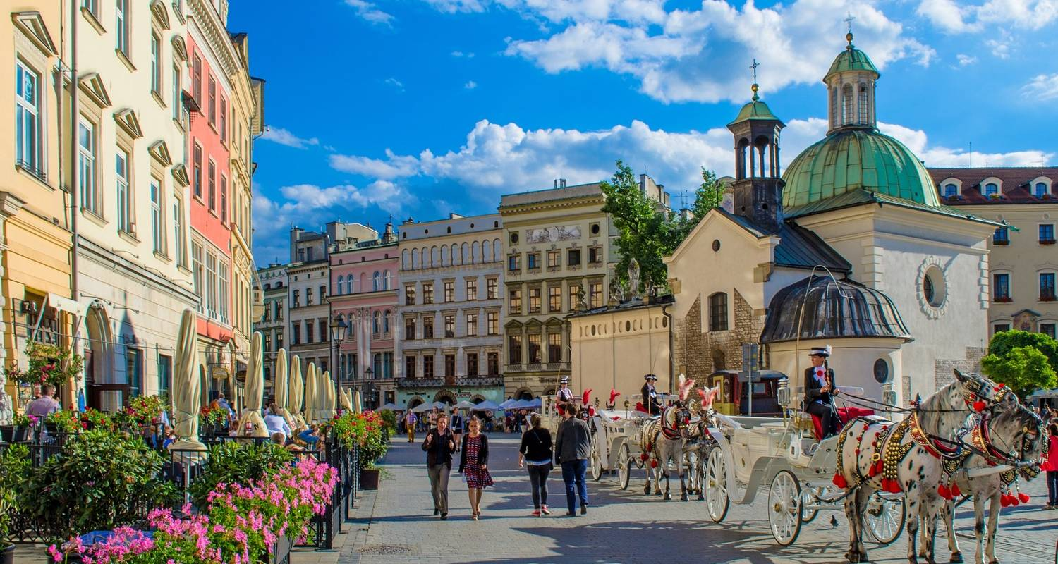 Poland: Bridging East & West  - Adventures Abroad