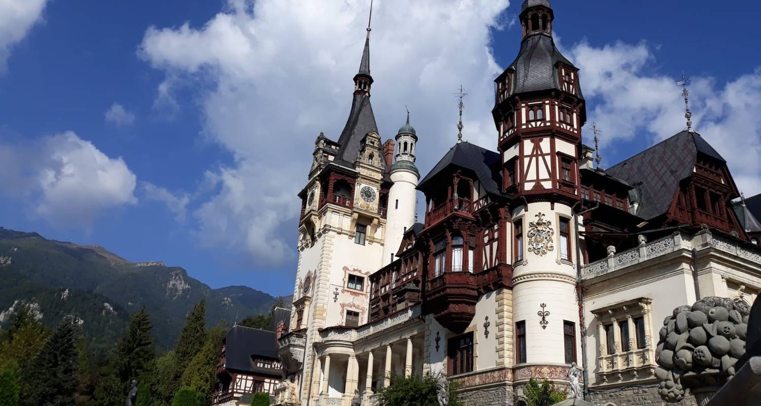 3 Days Tour in Transylvania: Peles& Dracula's Castle, Sighisoara & Salt Mine - Business Trans Protocol