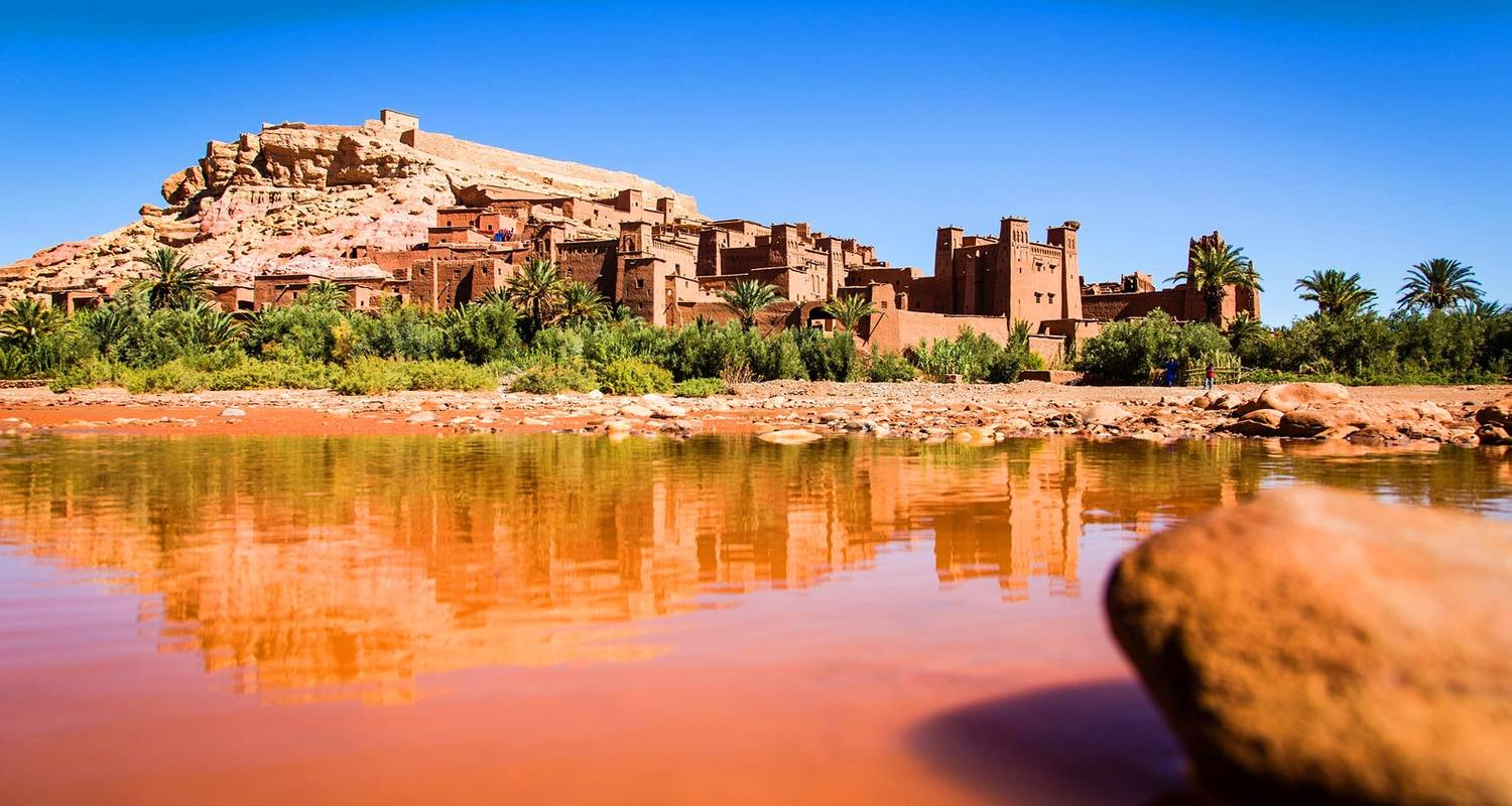 Marrakech, Merzouga & Fes - 4 Days - Morocco Kingdom