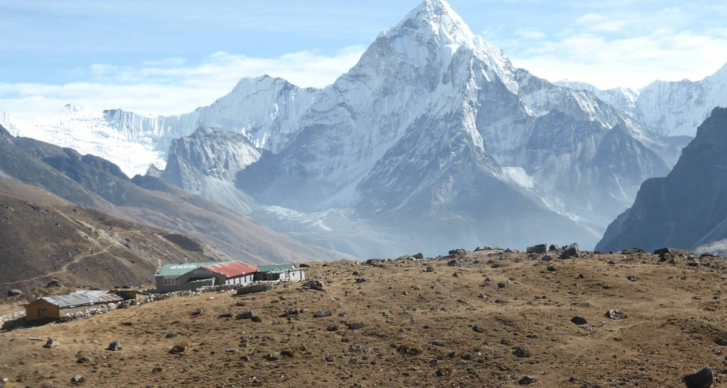 Rapid Everest Base Camp 10 days Trek - Nepal Holiday Treks And Tours
