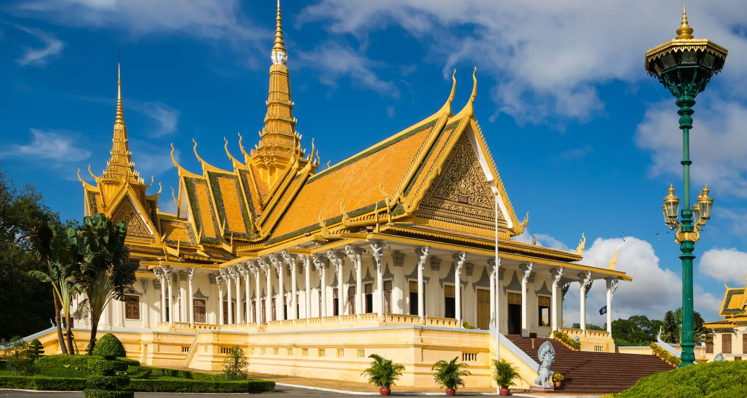 Luxury Mekong & Temple Discovery Cruise 2020/2021 (Start Ho Chi Minh City, End Siem Reap) - Scenic Luxury Cruises & Tours