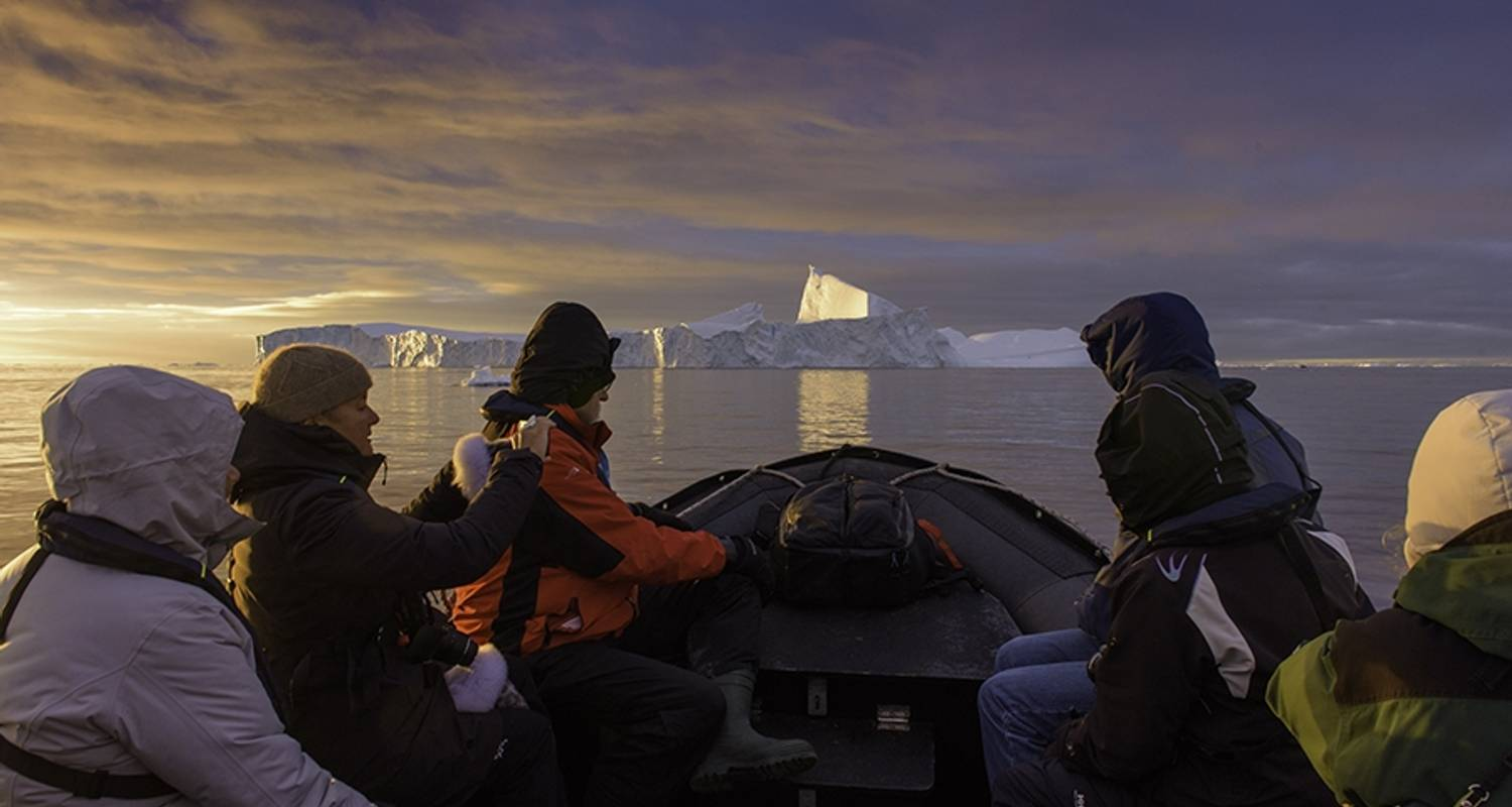 2020 Out of the Northwest Passage - Adventure Canada