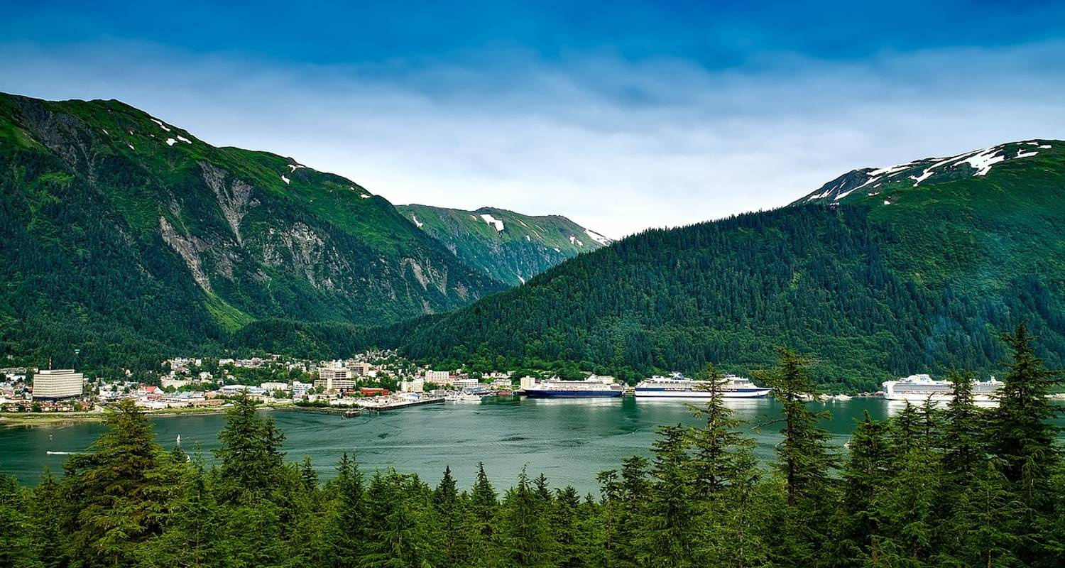 Icons of Western Canada & Alaskan Cruise - Scenic Luxury Cruises & Tours