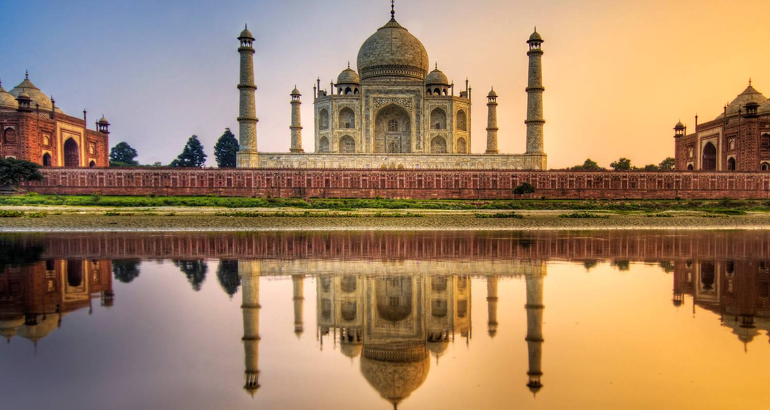 Indiens Bestes Goldenes Dreieck Tour mit Udaipur {Delhi Agra Jaipur & Udaipur Tour} - Wonderful Holidays