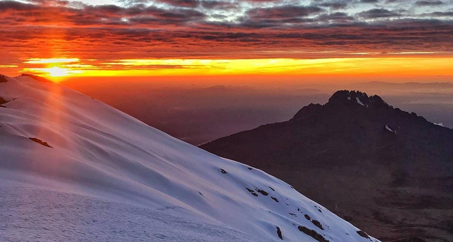 Mount kilimanjaro(highest in africa) 7 days lemosho route - Safari Soles tours