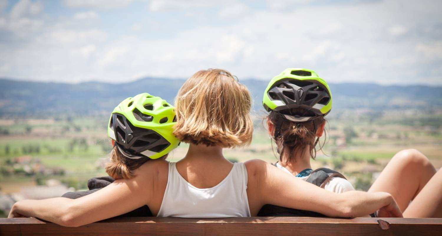 Bike and Wine tour in Umbria! - Italian Touch