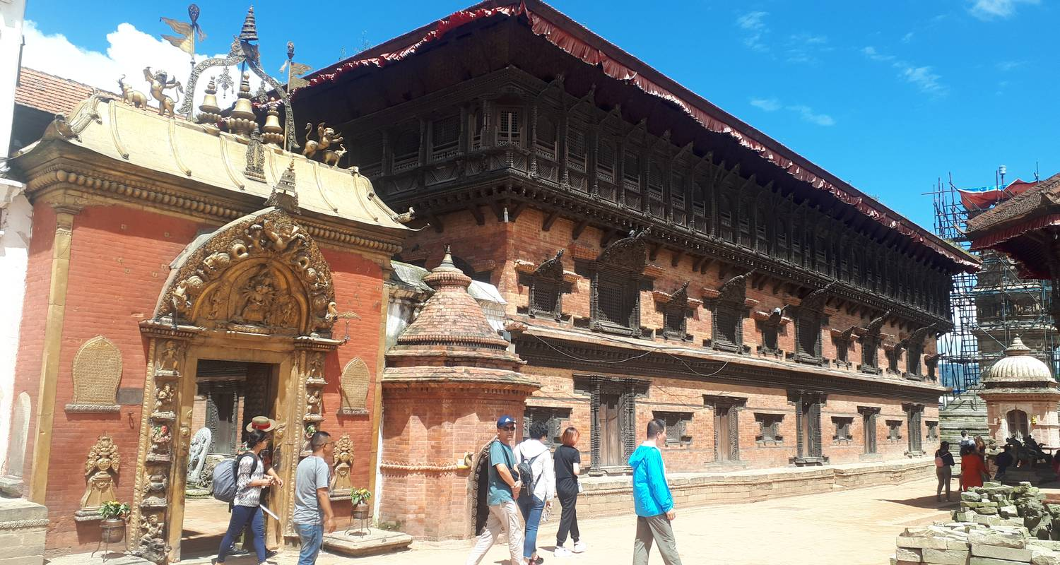 Cultural Heritage Tour in Kathmandu - Approved Holidays Pvt. Ltd.