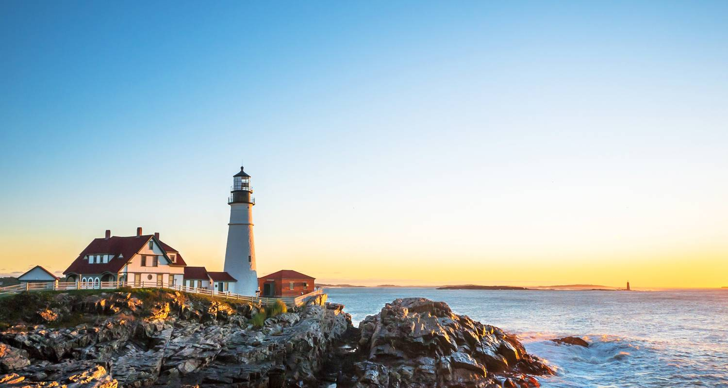 Roaming Coastal Maine featuring Portland, Acadia & Penobscot Bay (Portland, ME to Bar Harbor, ME) - Collette