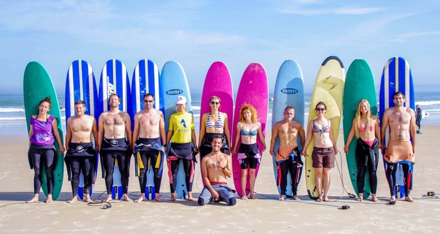 Surf camp Portugal - Kohola Surf Camps