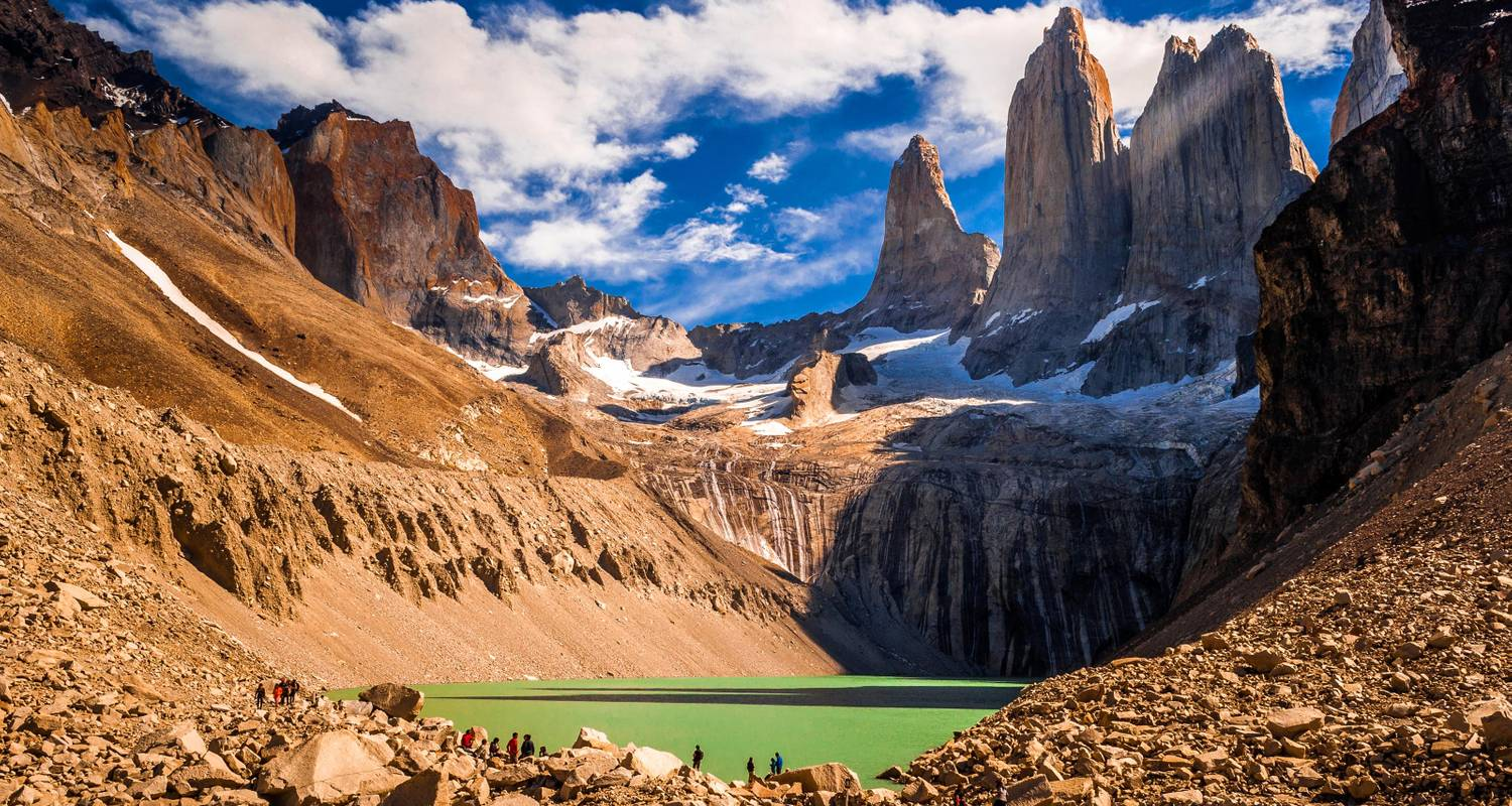 Adventure in Torres del Paine, All Inclusive - Trips SouthAmerica