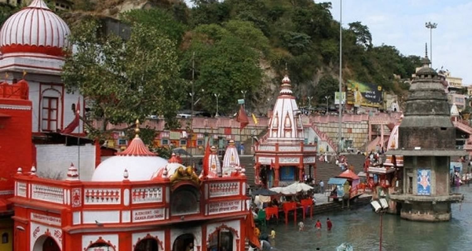 Golden Triangle With Haridwar And Rishikesh Ganga Tour - Memorable India Journeys