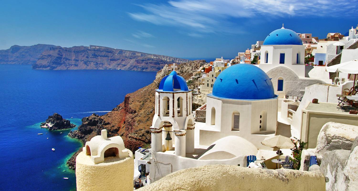 Historisches Athen & Santorini (Individualreise) - Dot Travel