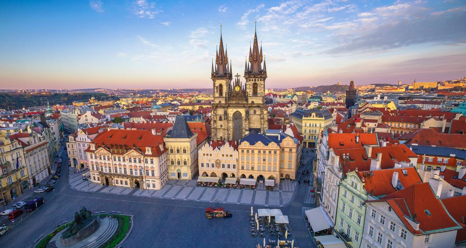 The best of Prague Tour - Remaz Tours GmbH