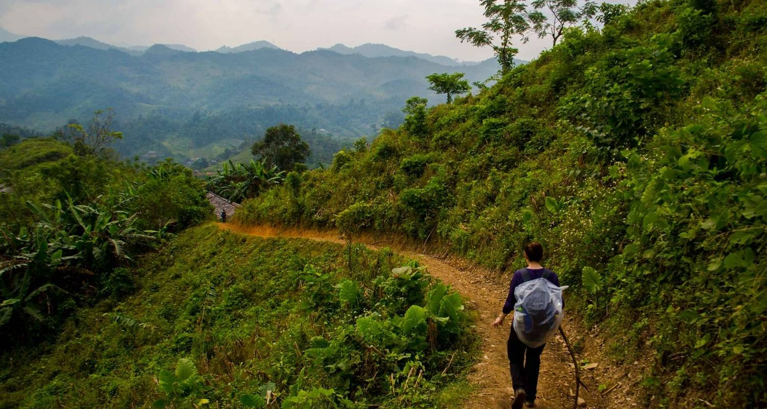 4-Day Trekking & Cycling in Ba Be National Park by Conical Travel ...
