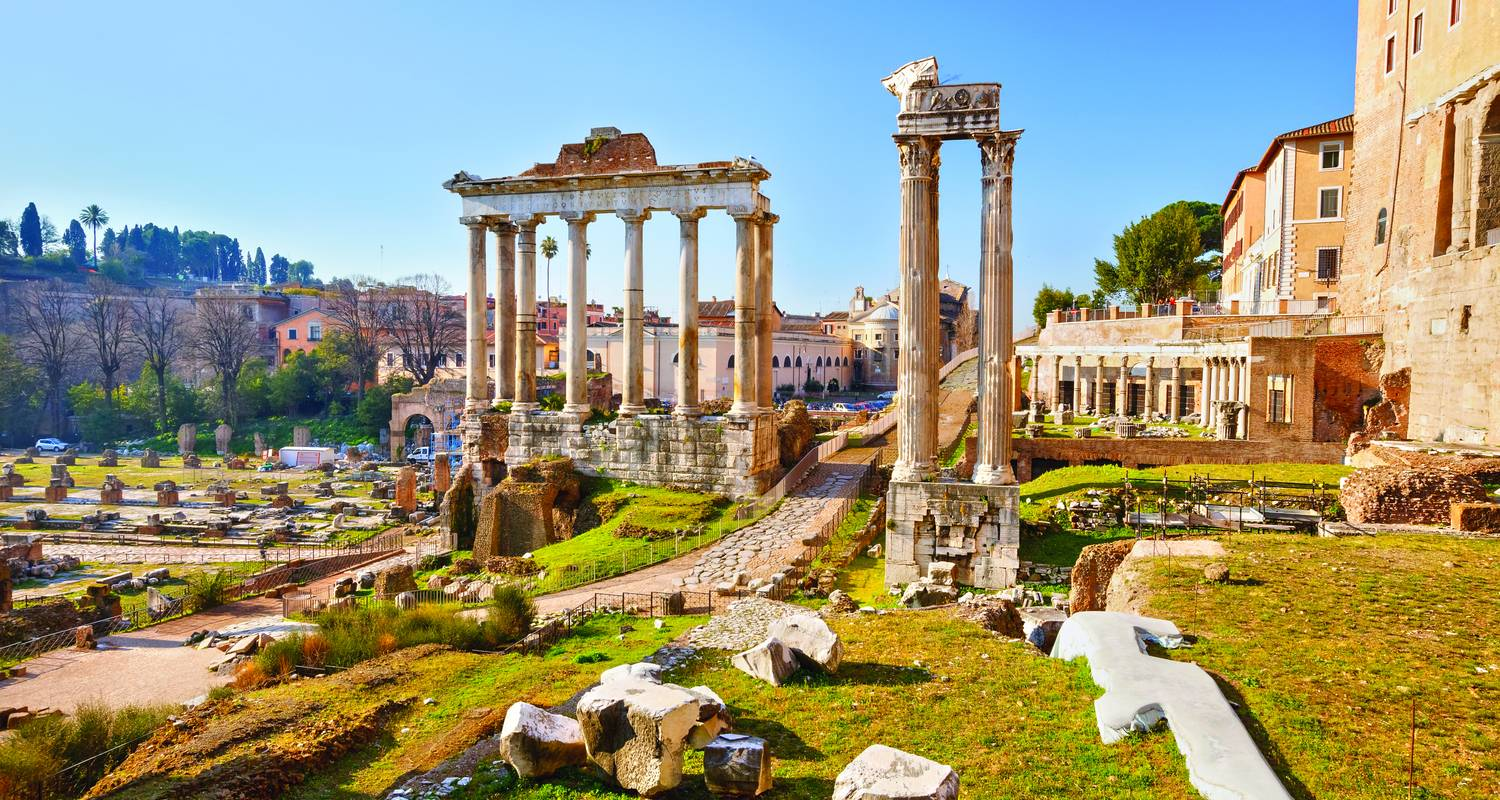 Rome, Florence & Venice Rome to Venice 20 by Collette ...
